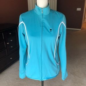 Gear For Sport Zip Up Jacket Size Medium
